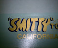 SMITTYTOYS DECAL WITH BLUE SHADING